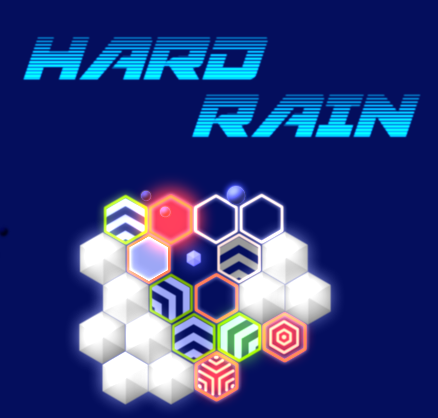 Hard Rain Game Design Concept 3