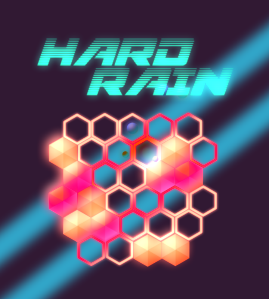 Hard Rain Game Design Concept 1
